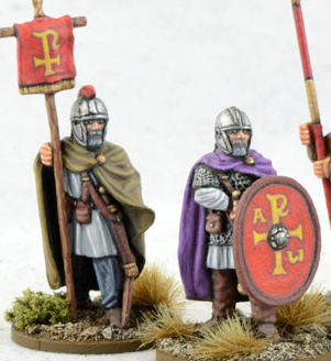 Late Roman Infantry