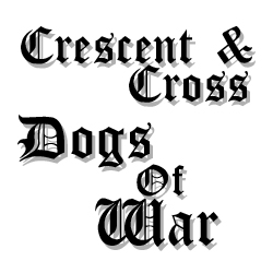 SAGA The Crescent & The Cross Dogs Of War