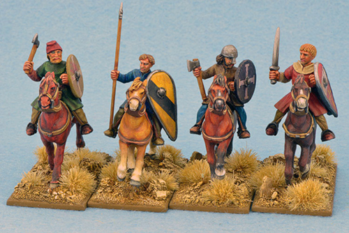 CRC08 Mounted Sergeants Three (4)