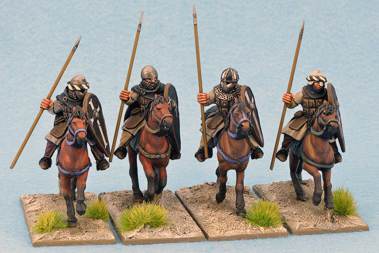 CRC14 Military Order Sergeants (Spears) (4)