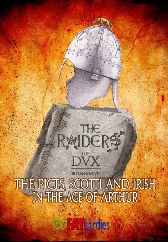 Dux Britanniarum Raiders (inc card set)