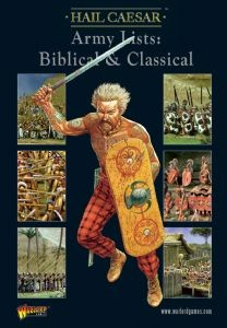 Hail Caesar Army Lists Volume One - Biblical & Classical