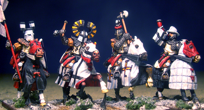 LCC12 Mounted Teutonic Knight Command (4)