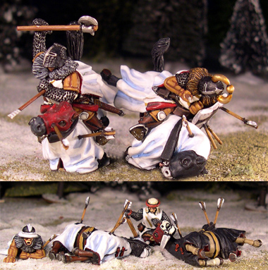 LCC16 Mounted Teutonic Casualties (4)