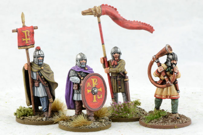 LR03 Late Roman Command (Unarmoured) (4)