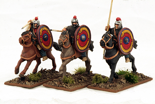 LRC08 Late Roman Armoured Cavalry (Crested Helmets) (3)