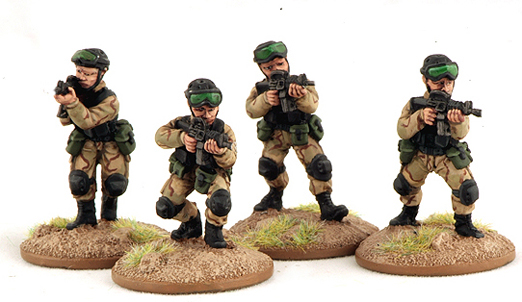 MoFo 1.7 US Delta Force Fire Team (4)