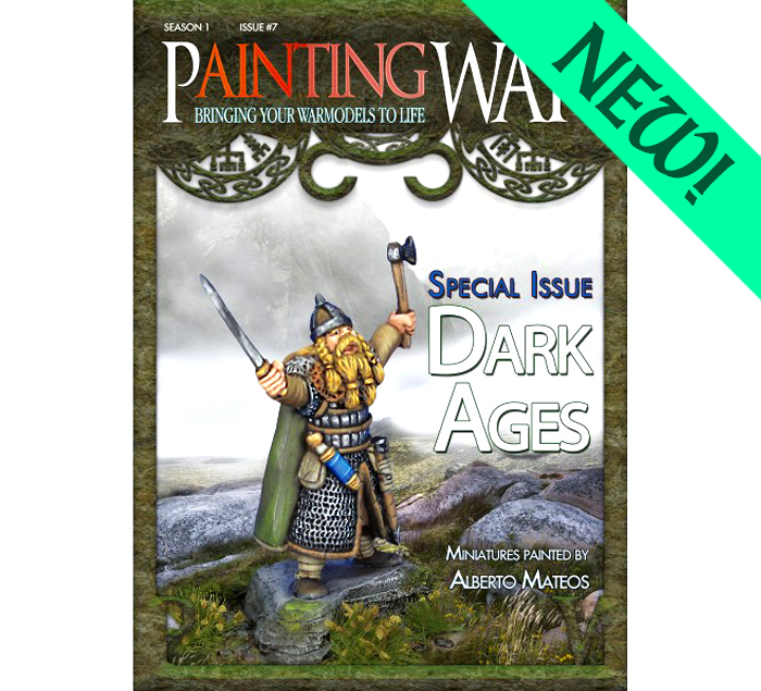 Painting War Issue #7