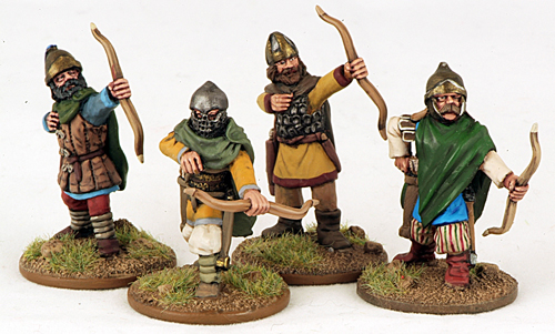 RUS11 Rus City Militia Archers (4)