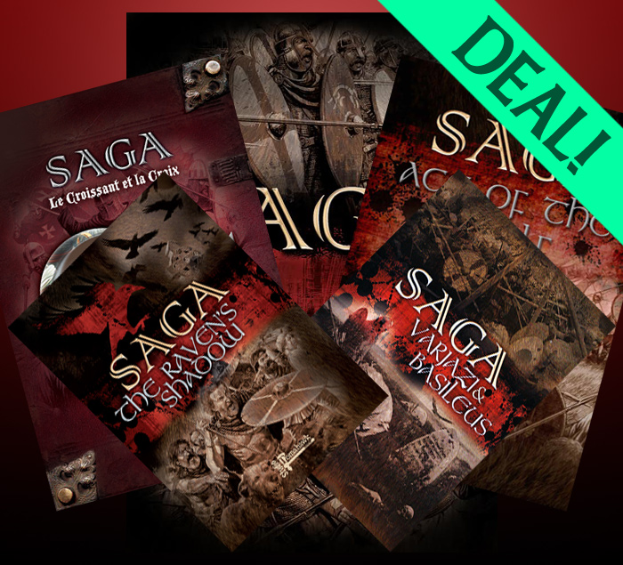 SAGA Book Collection
