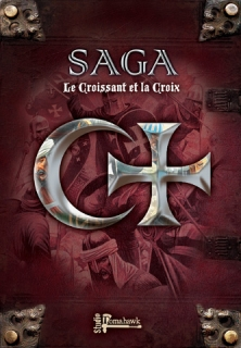 SAGA The Crescent & The Cross Rulebook