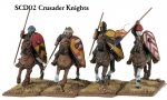 SCD02 Mounted Crusader Knights (Hearthguards) (4)