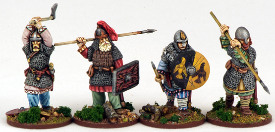 SJ02 Jomsvikings One (Hearthguard) (4) 1 Point