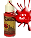 WP1104 Pure Red Paint