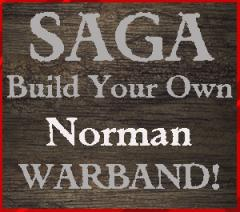 Build Your Own NORMAN Warband!
