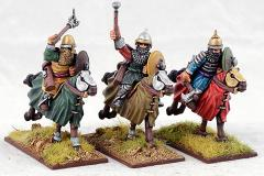 MSC05 Timurid Heavy Cavalry (Hand Weapons) (3)