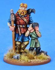SPR11 SAGA  Pagan Priest 4 - The Blind Seer & His Boy