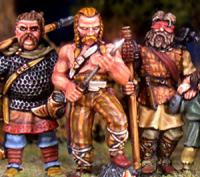 Early Saxons (4th, 5th, 6th Centuries)
