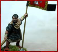 SAGA Viking Age War Banner Bearers