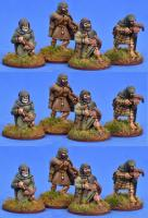 AAP07 Pict Hunters Crossbows (Levy) (1 point) (12)