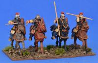 AAR02 Roman Mounted Equites (Hearthguard) (1 point) (4)