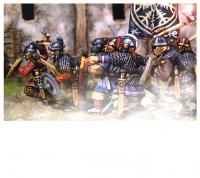 AASB02 Saxon 4 Point Starter Warband