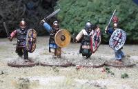 ACT04 Armoured Celts/Gauls with Swords