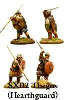 Build Your Own Anglo-Saxon Warband!