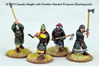 Build Your Own Crusader Warband!