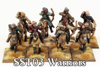 Build Your Own Hun Warband!