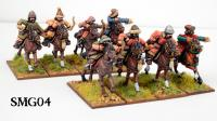 Build Your Own Mongol Warband!