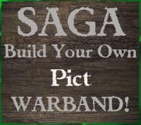 Build Your Own Pict Warband!