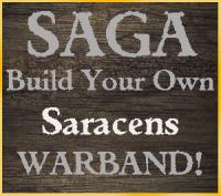 Build Your Own Saracen Warband!