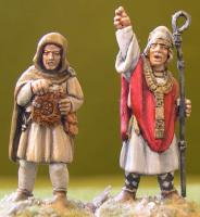 CIV04 Bishop and Attendant