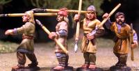 Early Saxon Ceorls & Skirmishers