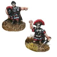 Early Imperial Roman General & High Command (10mm)