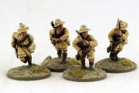 IND12 Gurkhas with Kukri (Fixed Heads) (4)