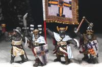 LCF16 Teutonic Foot Knights (Command) (4)