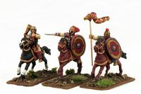 LRC03 Late Roman Cavalry Command Three (3)