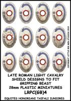 LRPC(GB)4 Late Roman Light Cavalry Shield Transfers