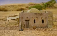 Mud Brick House (Plastic Kit)