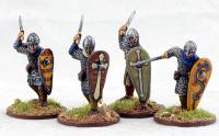 NOM04 Norman Armoured Infantry Two (4)
