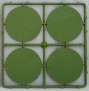 REN030 60mm Diameter Round Bases (8)