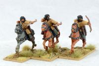 SAC11 Sassanid Tribal Archers (bare head) (3)
