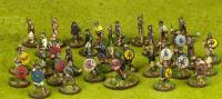 SAGA Starter 4 Point Warband - Welsh