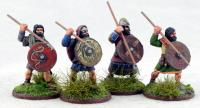 SS02 Scots Thegns (Hearthguards) (4)