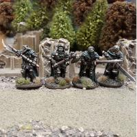 SUD03 Undead Legion Hearthguard with Great Weapons (4)