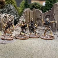 SUD06 Undead Legions Warriors /w Bows (8)