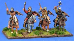 AAP03 Pict Nobles Mounted (Hearthguard) (1 point) (4)