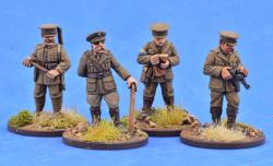 BRIT06 Battalion Command (Fixed Heads) (4)